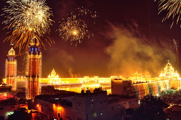 diwali-golden-temple