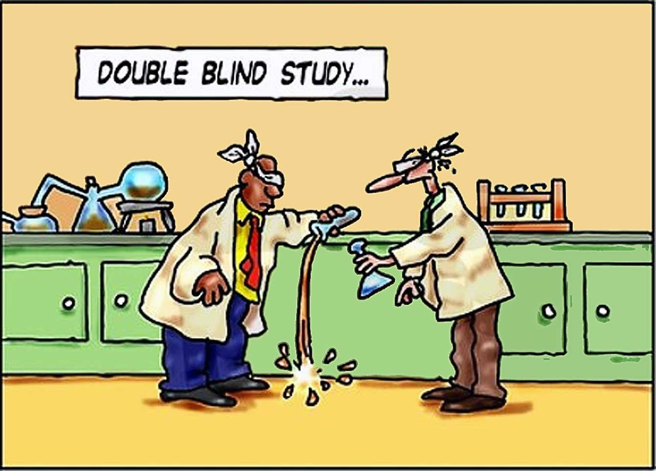 Definition of Double-blinded study - MedicineNet