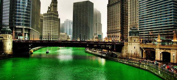 chicago green